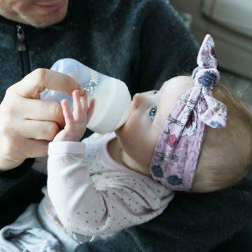 Saugverwirrung – 4 Monate Stillbaby und unser Ausweg aus der Stillfrust