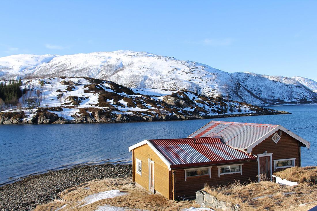 Nachhaltiger Urlaub mit Kind im Ferienhaus inmitten der Natur
