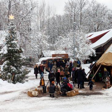 Weihnachtsmarkt in Oslo – Hier ist Weihnachtsstimmung garantiert.
