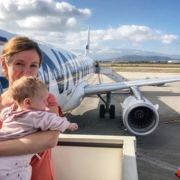 So geht´s schneller – 12 Tipps für die Sicherheitskontrolle am Flughafen mit Baby und Kind
