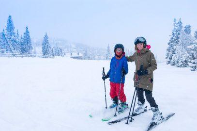 Skifahren in Norwegen Kosten und Tipps Skigebiete Hafjell Kvitfjell