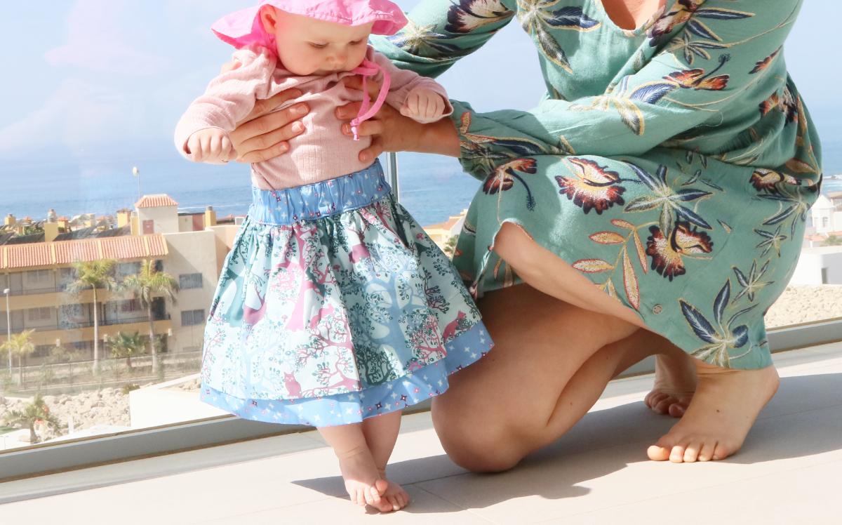 Gründe für nachhaltige Kinderbekleidung - Bio Babykleidung, Bio Sommermode von Enfant Terrible. Nachhaltig leben.