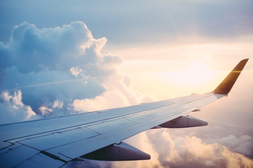 Fliegen ist nicht cool, Flugverkehr Klimawandel, Flugscham
