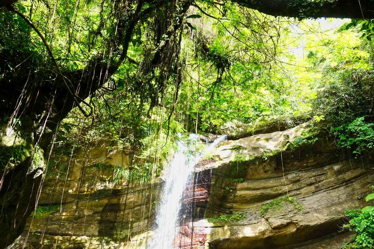 Die Dunn´s River Falls in Jamaika