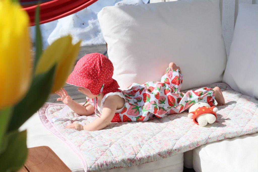 Reiseblog, Auswandern Norwegen, 9 Monate Baby