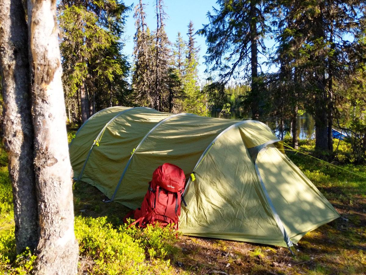 Zelten in Norwegen. Tipps, für einen günstigen Norwegen Urlaub.