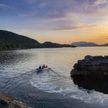 Novasol Norwegen – Urlaub in Norwegen im Ferienhaus am Fjord mit Boot