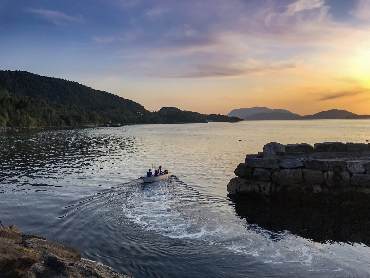 Mein Haus, mein Boot, mein Fjord – Unser Urlaub im Ferienhaus in Norwegen mit Novasol