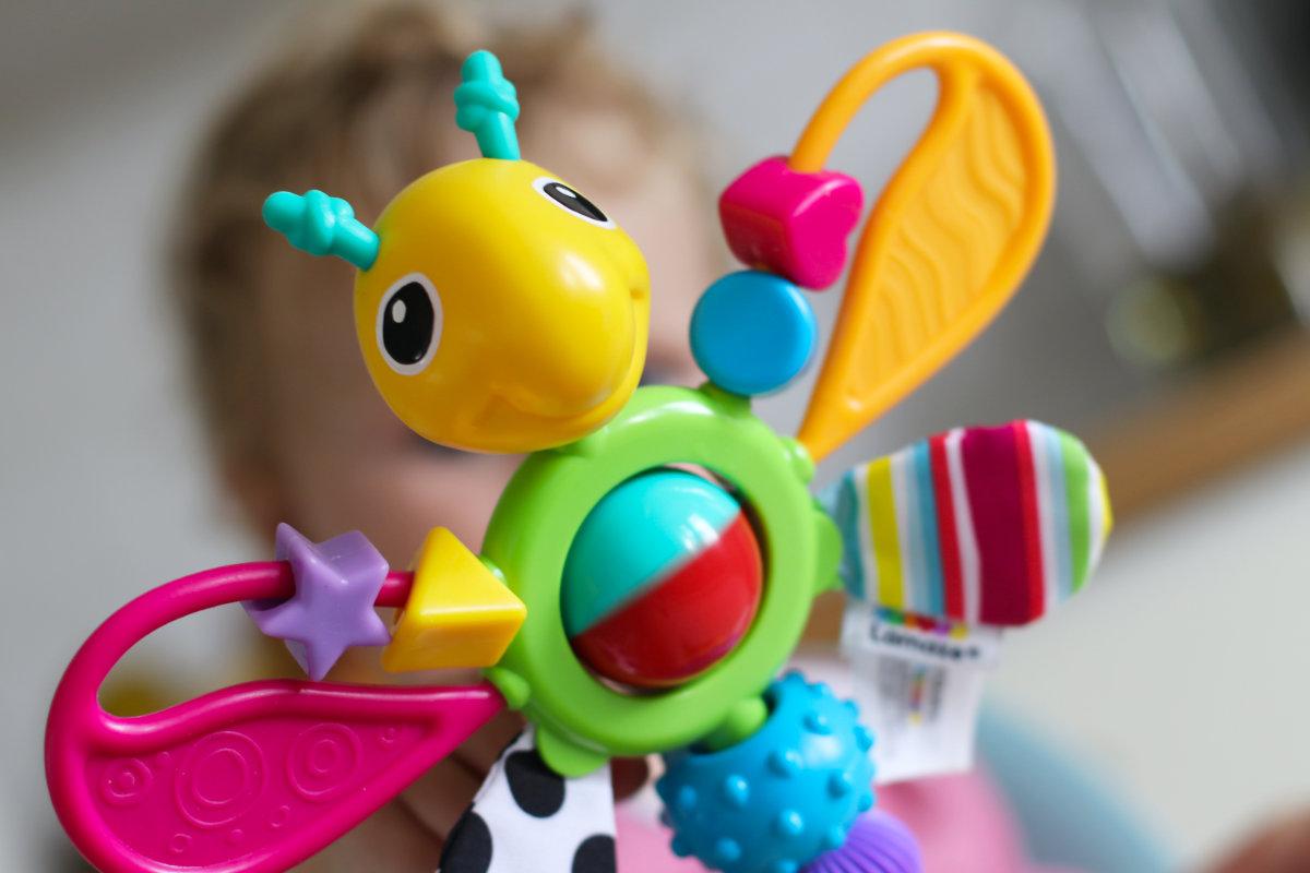 gutes Babyspielzeug, beste Spielsachen im ersten Jahr, Spielsachen für 1 Jahr, Spielzeug für Einjährige von Tony und Lamaze