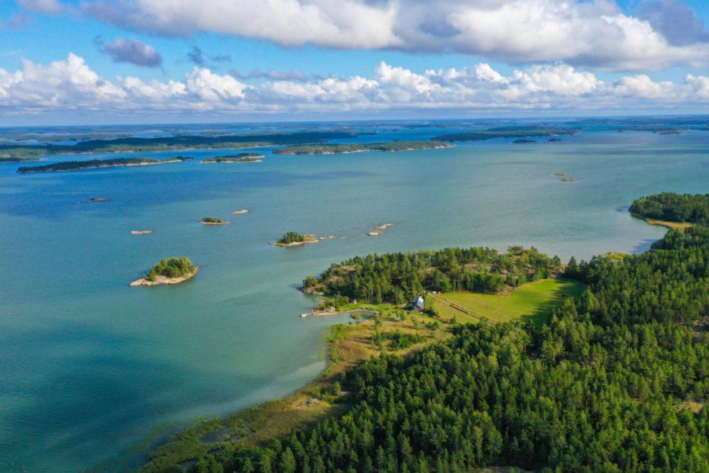 Urlaub in Finnland mit Kindern. Finnland Reiseziele im Sommer