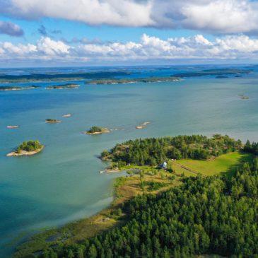 Familienurlaub an der finnischen Küste in Naantali. Warum diese Stadt so besonders ist.