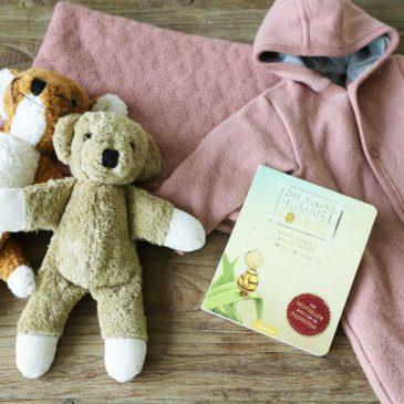 10 nachhaltige und schöne Geschenke für Babys erstes Weihnachten von greenstories – Bio Baby