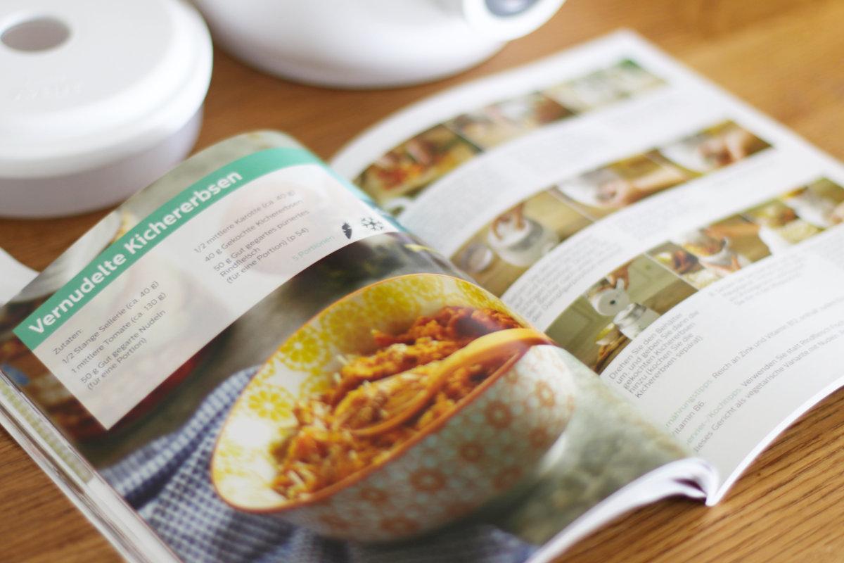 Philips Avent 4-in-1 Babynahrungszubereiter, gesund kochen für Babys und Kleinkinder