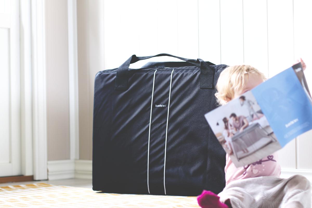 Reisebett von BabyBjörn