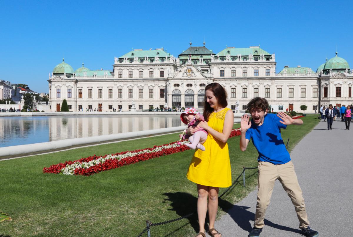 Österreich - Tipps für ein Wochenende in Wien mit Kindern - Reiseblog - Reisen und Leben mit Kindern