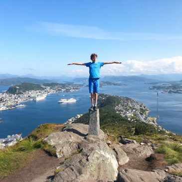 Wandern in Norwegen mit Kindern – 5 schöne Wanderwege am Fjord
