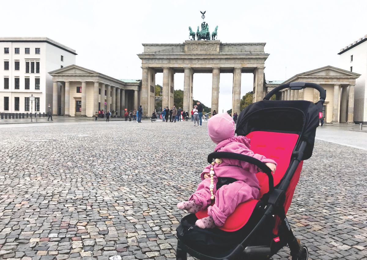 Berlin mit Kindern bei Regen. Tipps Berlin mit Kleinkind bei schlechtem Wetter