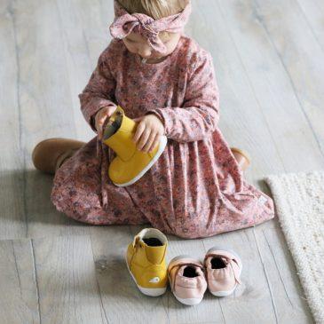 Die ersten Lauflernschuhe fürs Baby – Darauf solltest du beim Kauf achten