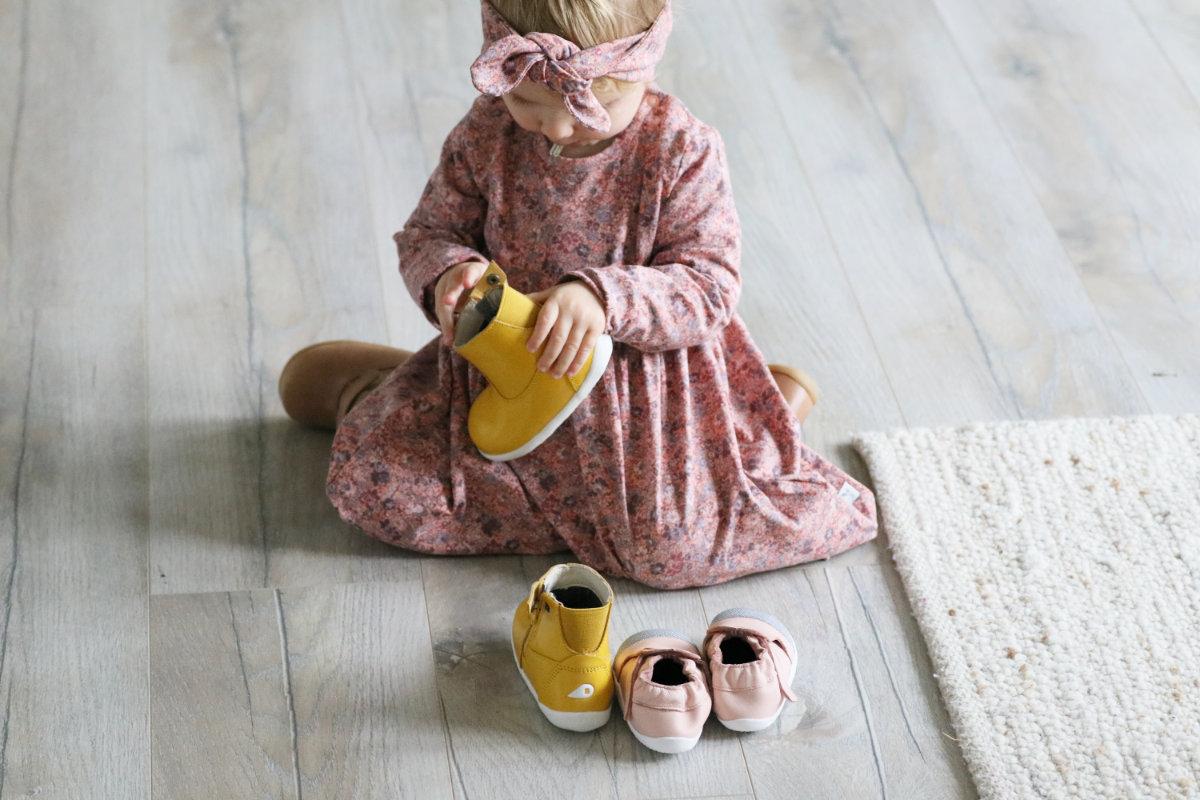 Die ersten Lauflernschuhe fürs Baby - Darauf solltest du beim Kauf achten