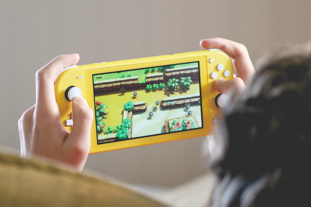 Nintendo Switch Lite Vergleich mit Nintendo Switch