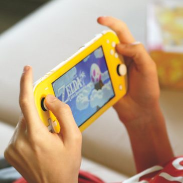 Nintendo Switch Lite – Eine günstige Alternative zu der Nintendo Switch!