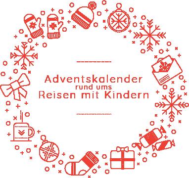 Reiseblogger ADVENTSKALENDER GEWINNSPIEL 2019