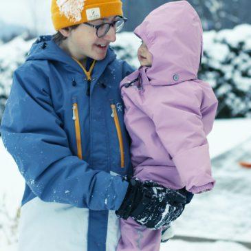 Wie warm muss ich mein Baby im Winter anziehen? – Wichtige Tipps bei Frost und Kälte