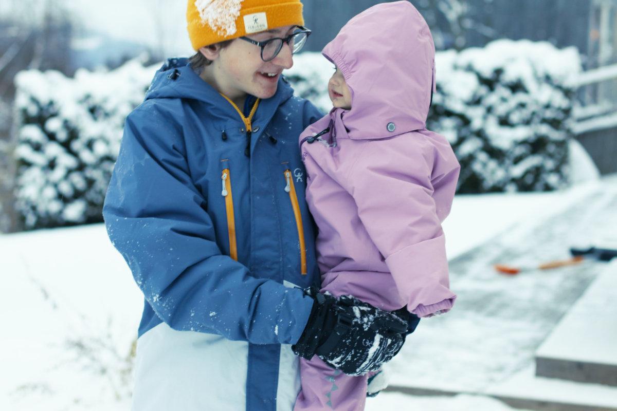 Wie warm muss ich mein Baby im Winter anziehen? - Wichtige Tipps bei Frost und Kälte