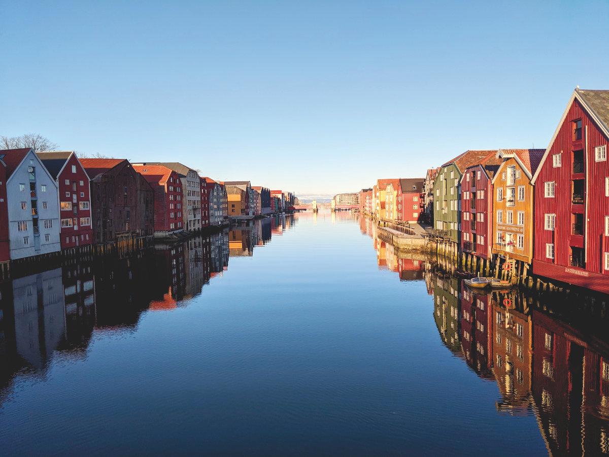 Norwegen Urlaub, Tipps und Sehenswürdigkeiten Norwegen, Norwegen Geheimtipps, Trondheim