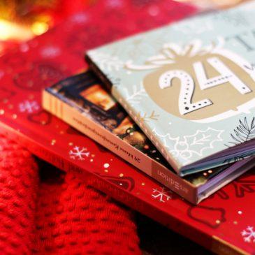 Weihnachtsbücher für Kinder und  Adventskalender zum Vorlesen für Groß und Klein.