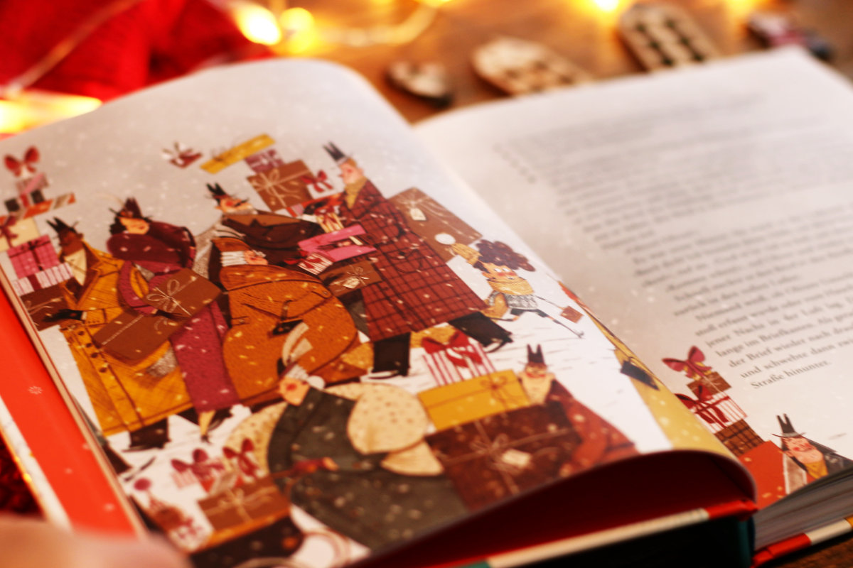 Adventskalender zum Vorlesen und unsere schönsten Weihnachtsbücher für Kinder. Maximilian und der verlorene Wunschzette