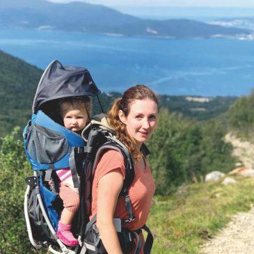 Wandern mit Kleinkind – Unsere besten Tipps für die Motivation