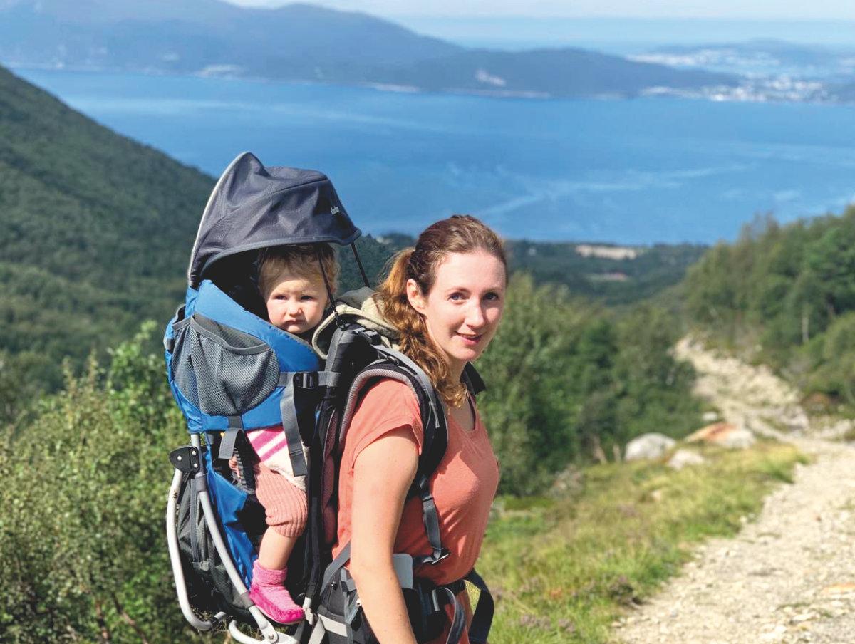 Wandern mit Kindern - cover