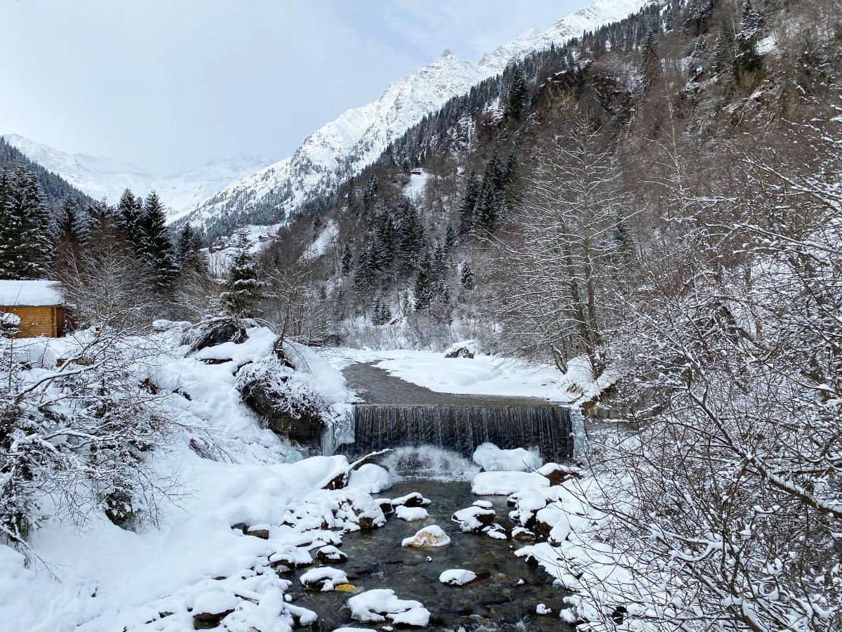Familienhotel Südtirol Kurzurlaub mit Baby im Winter