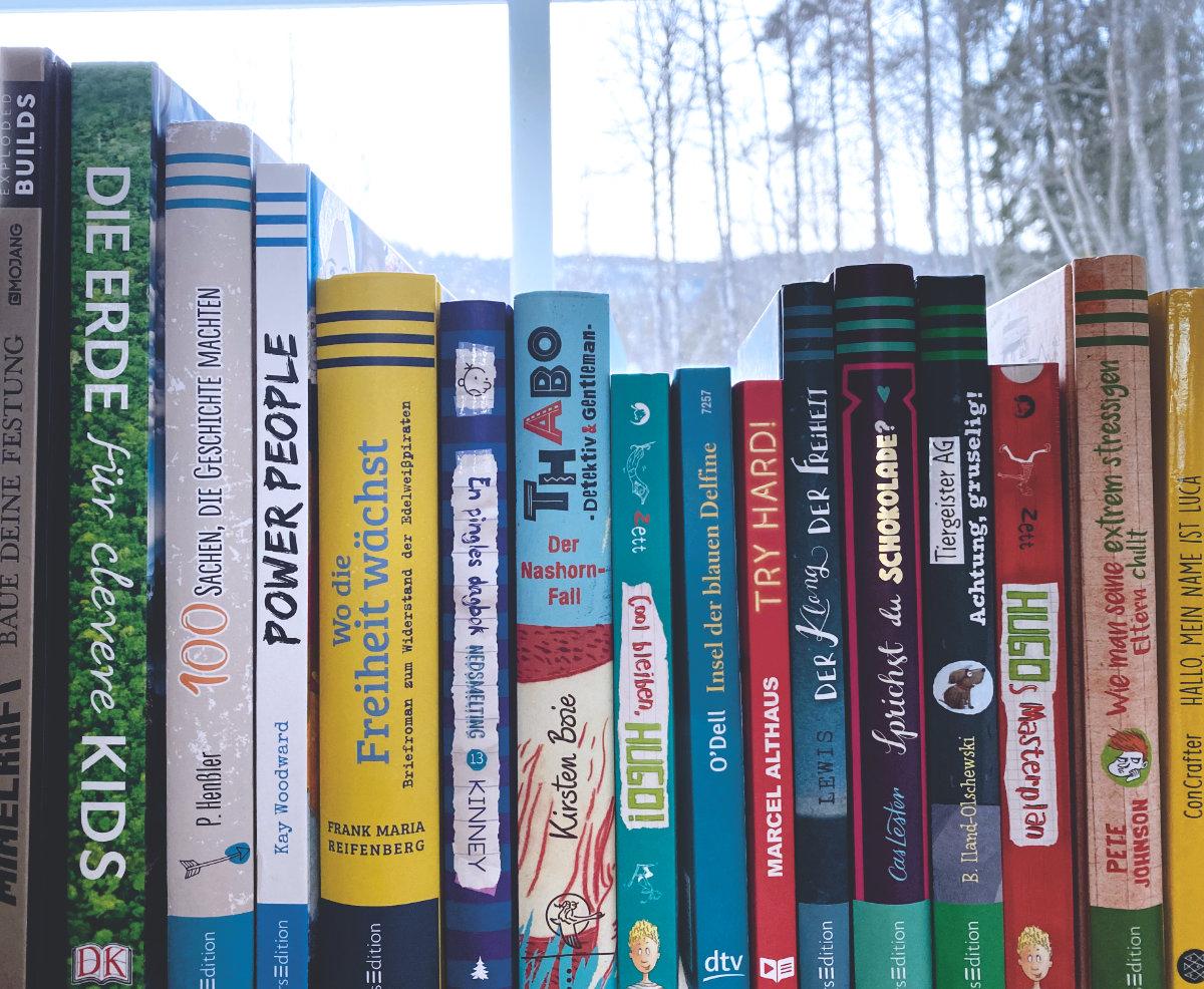 Jugendbücher, Bücher für Jugendliche, Teenager