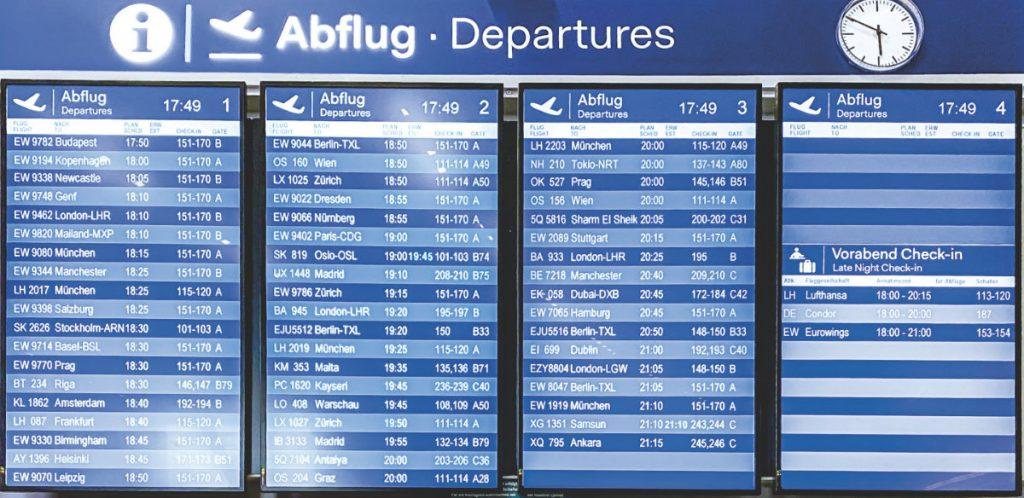 Vergleich Flugrechte Portale und alles, was du zum Thema Entschädigung bei Flugverspätung wissen musst. Die besten Portale für Fluggastrechte im Überblick.