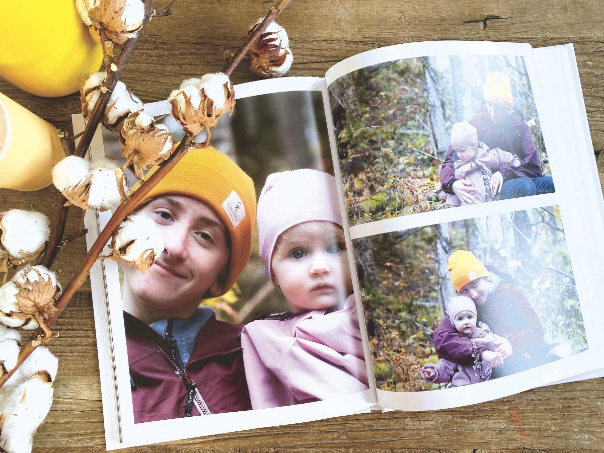 sendmoments Fotobuch