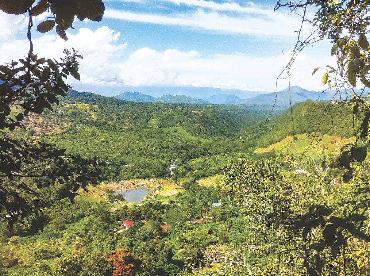 Kaffeedreieck Kolumbien