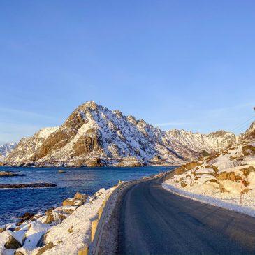 Lofoten Norwegen – Alles, was du für deine Reise auf die Lofoten im Winter mit Kindern wissen musst.