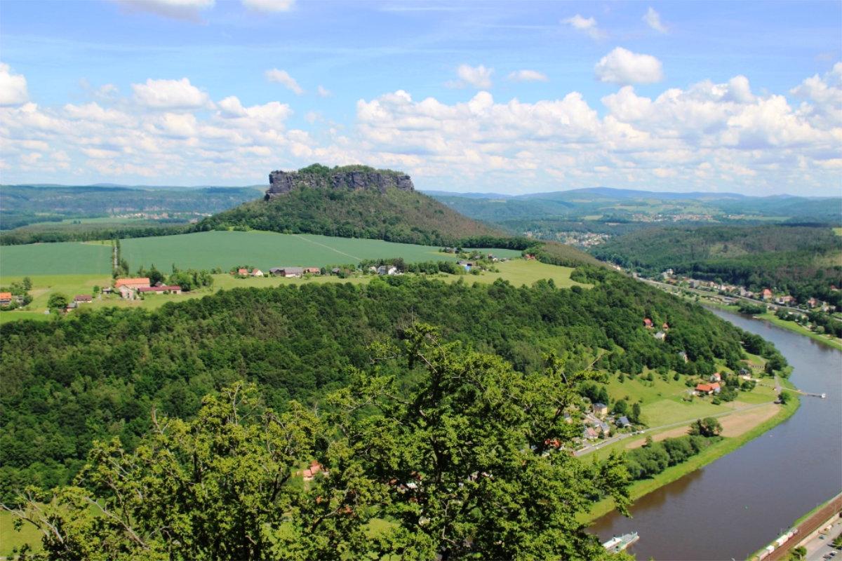 Sommerurlaub in Deutschland mit Kindern in der Sächsischen Schweiz