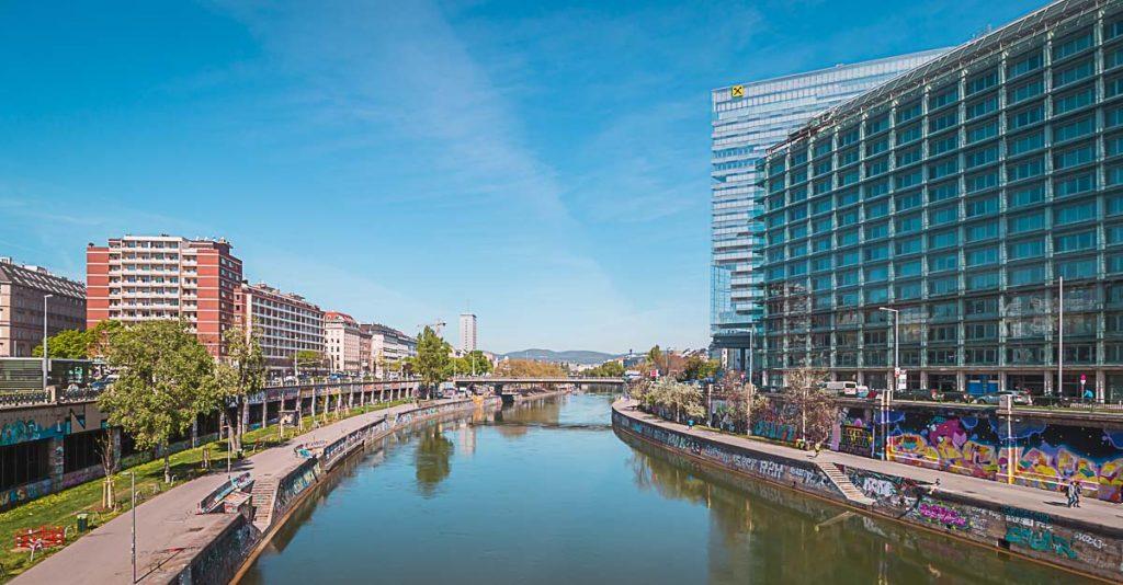 Wien Reisetipps, Wien mit Kindern Donaukanal