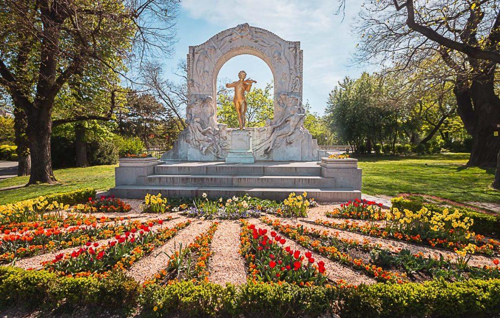 Stadtpark Österreich Städtereisen mit Kindern