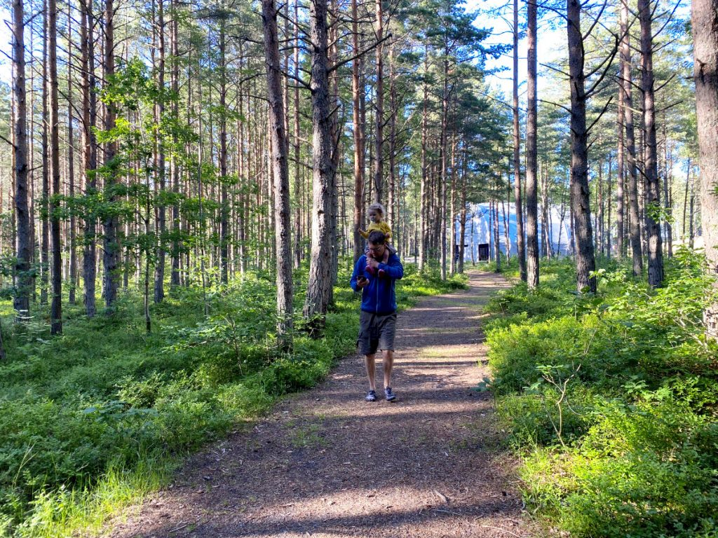 Urlaub mit Kindern in Norwegen Reisetipps