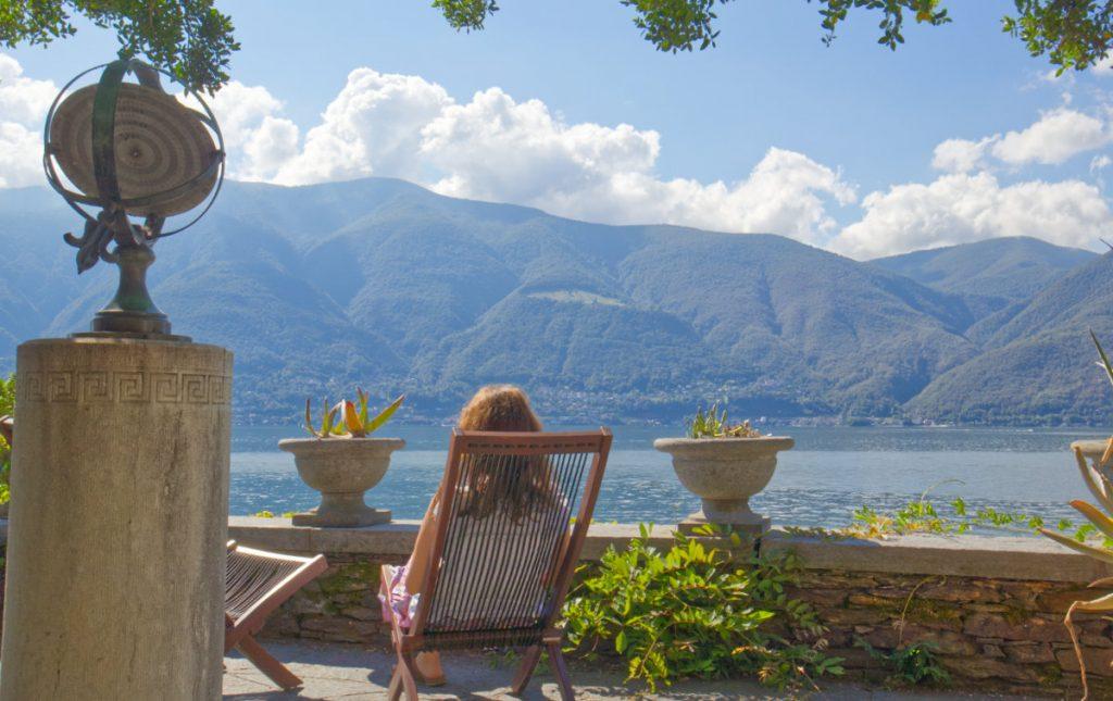 italienische Schweiz