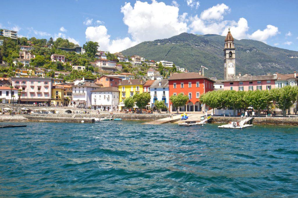 Urlaub in Tessin mit Kindern - Reiseziele in der italienischen Schweiz für Familien, Ascona Urlaub