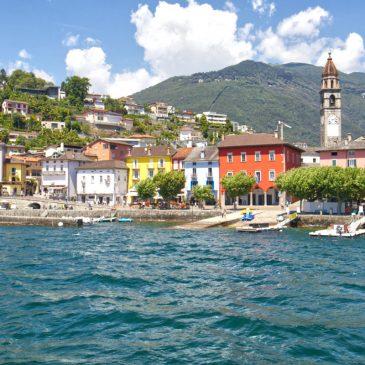 Ascona Urlaub im Tessin mit Kindern – Reiseziele in der Schweiz für Familien