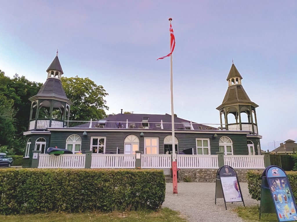Nysted Strand Camping auf Lolland Falster