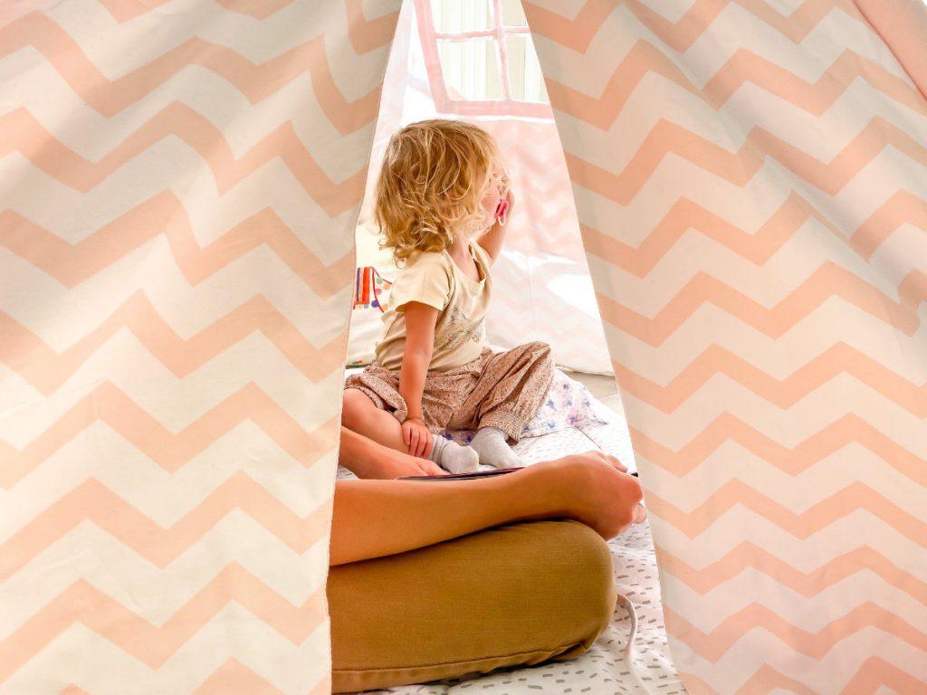 Scandi Style im Kinderzimmer