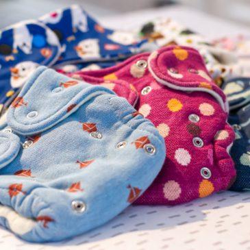 Warum wir unser Baby mit Stoffwindeln wickeln? Vorteile und Tipps