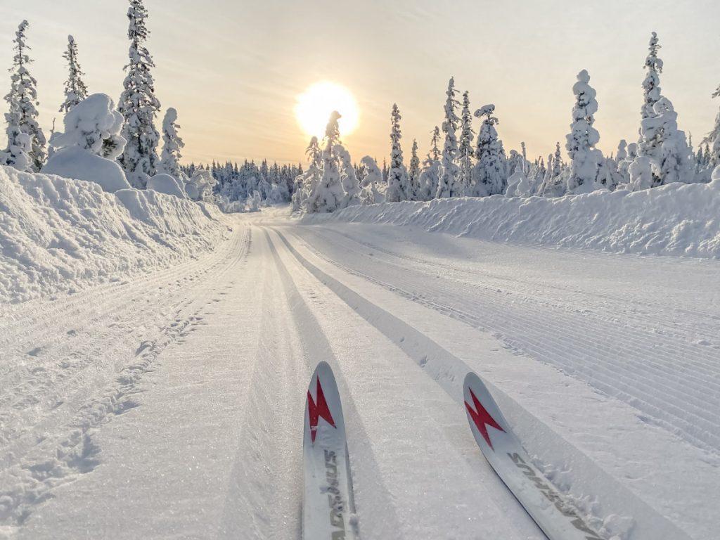 Langlaufen Norwegen
